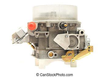 carburetor isolated