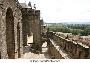Carcasonne in France