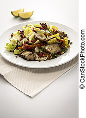 carciofo, insalata