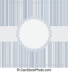 card., フレーム, eps, 挨拶, デザイン, テンプレート, 8