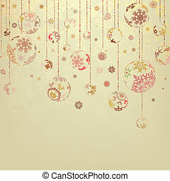 card., 型, eps, 陽気, 8, クリスマス