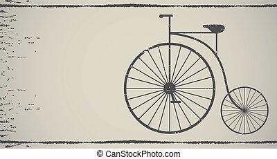 Card bike