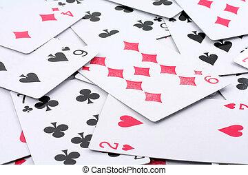 card boldspil