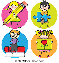 Card for education