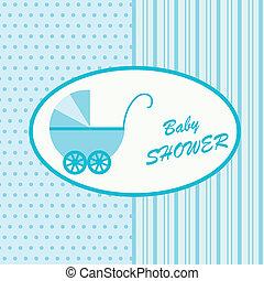 Card for newborn