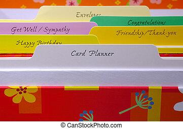 Card Index - Card Keeper