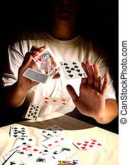 card, kneb