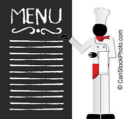 Card menu