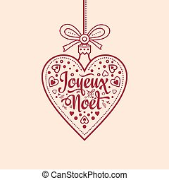 card., navidad, fondo., joyeux, feriado, noel.