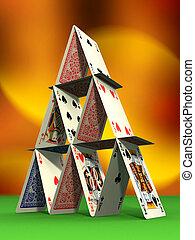card, slot