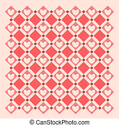 Card suit hearts, playing cards