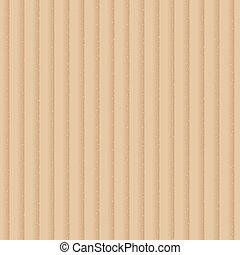 cardboard background - Vector cardboard background