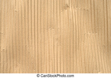 Cardboard background