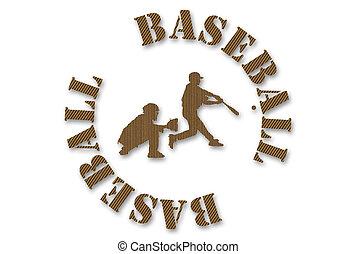 Cardboard Baseball
