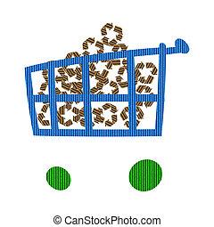 Cardboard Buy Recycled