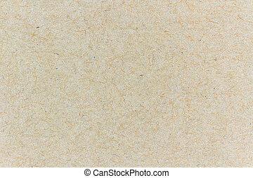 Cardboard Texture. - Closeup detail brown cardboard texture...