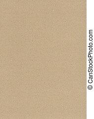 Cardboard texture - Perfect plat and rigid cardboard texture