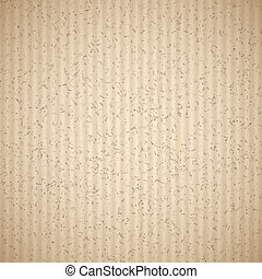 texture of old cardboard, vector eps 10 background