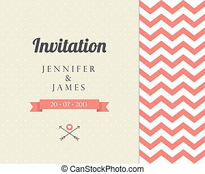 Card,for invitation or announcement