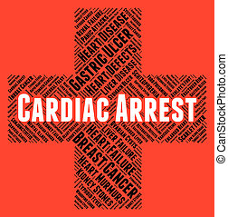 Cardiac Arrest Indicates Congestive Heart Failure And...