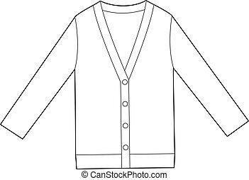 fashion flat sketch template