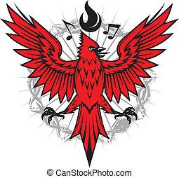 cardinal, ardent