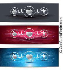 cardiocascular, concept, gezondheidszorg