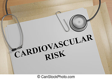 Cardiovascular Risk - medical concept
