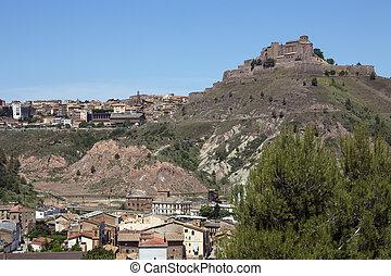 Cardona Castle - Catalonia - Spain