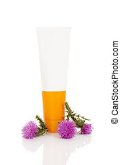 Carduus extract in tube - Carduus creme in tube with carduus...