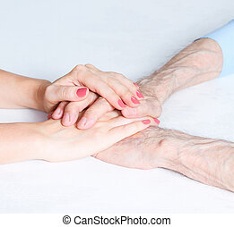 care at home of elderly