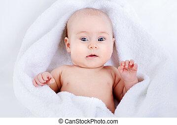 care for newborn baby