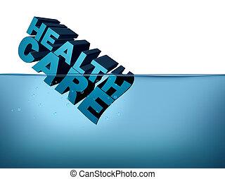 care, gezondheid, crisis, verzekering