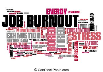 Career burnout