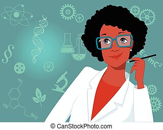 Career for women in science and tec