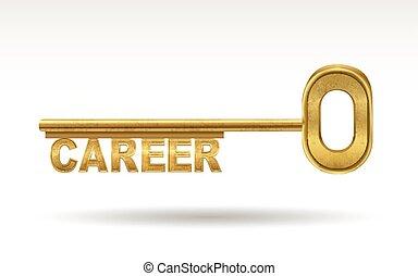 career - golden key