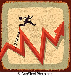 career growth, business progress