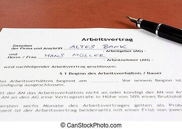 Career in Germany