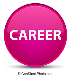 Career special pink round button