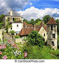 Carennac village - France