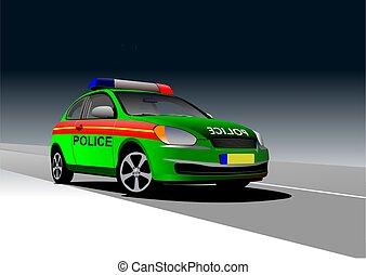 car.eps, ss-1330-police