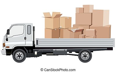 carga, transporte