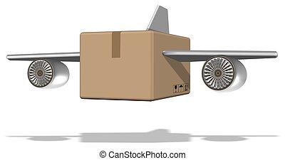 cargaison, air