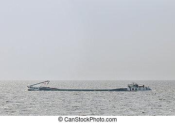 cargaison, bateau