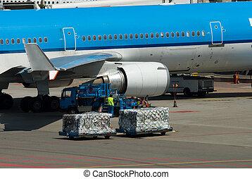 cargaison chargement