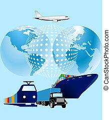 cargaison, mondial
