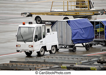 cargaison, transporters