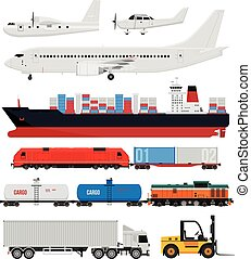 Cargo and delivery transportation - Cargo transportation by...