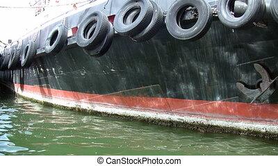Cargo Boat Full HD 1080p