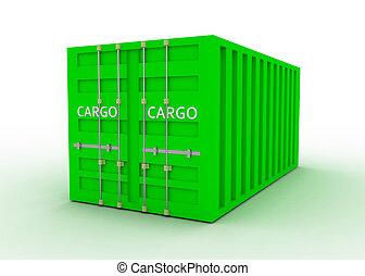 cargo container concept